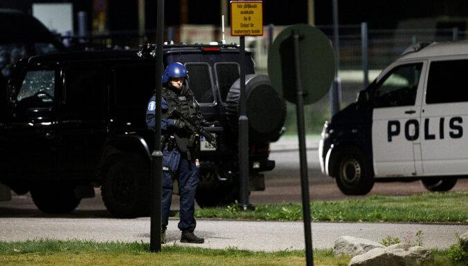 Policija: Uzbrucējs Somijas koledžā rīkojies viens