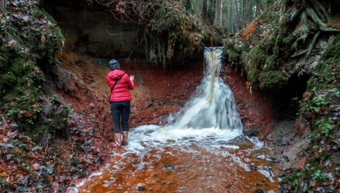 Ne tik populāri, bet joprojām brīnišķīgi dabas objekti Latvijā