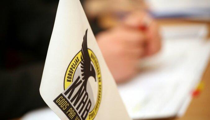 Korupcijas novēršanas un apkarošanas biroja (KNAB) preses konference par konstatētajiem partiju finansēšanas noteikumu pārkāpumiem pašvaldību un Eiropas Parlamenta vēlēšanu kampaņā 2009.gadā un veiktajiem pasākumiem atklāto pārkāpumu n