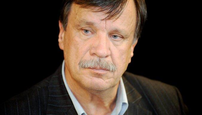 Pārtrauc darba tiesiskās attiecības ar likvidējamās Rīgas Nacionālās sporta manēžas direktoru Karavaičiku