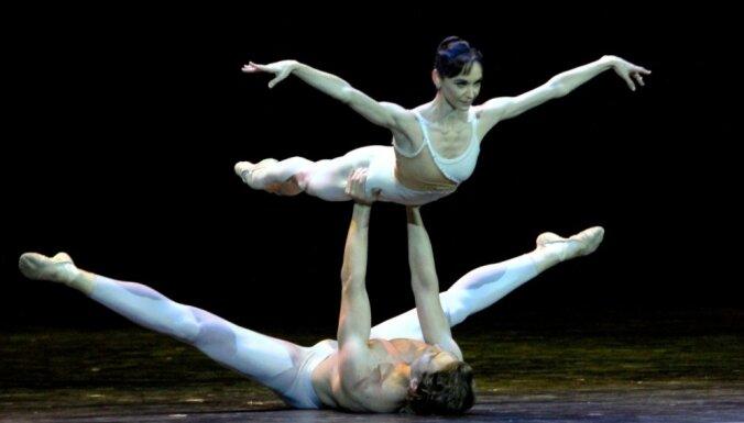 'Baleta zvaigznes Jūrmalā' īpašie viesi – pasaulslavenie baletdejotāji Lusija Lakarra un Marlons Dino