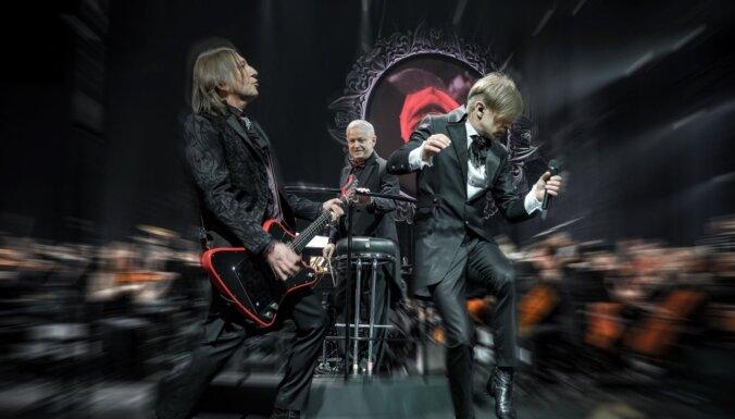 Grupa 'BI-2' uzstāsies kopā ar latviešu simfonisko orķestri