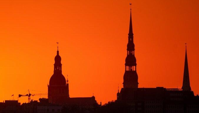 Izveidota orientēšanās spēle, mudinot aktīvi atpūsties Rīgas centrā