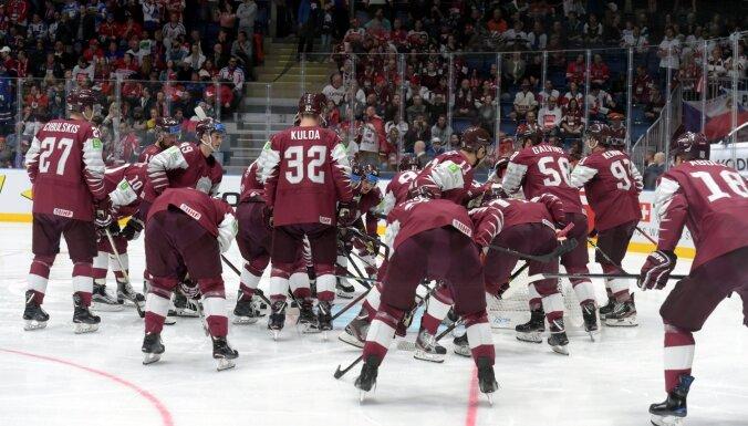 Latvijas izlases nākamā pretiniece - pasaules vicečempione Šveice