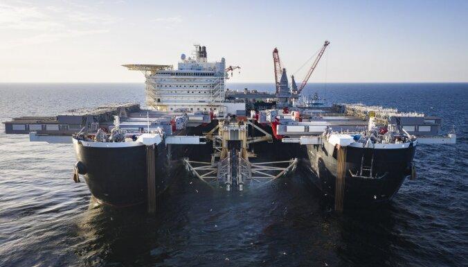 """Дания приветствует дискуссию в Германии о будущем """"Северного потока - 2"""""""
