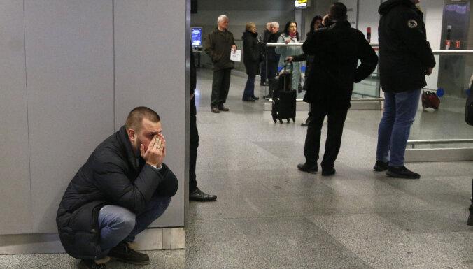 В Тегеране разбился украинский самолет, погибли 177 человек