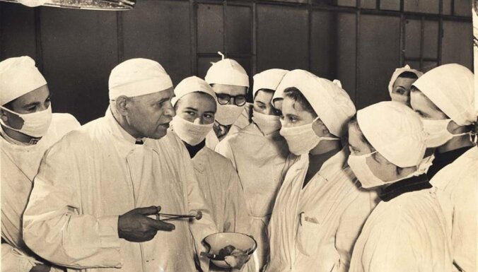 Atklāta virtuālā enciklopēdija par nozīmīgākajām personām Latvijas medicīnas vēsturē