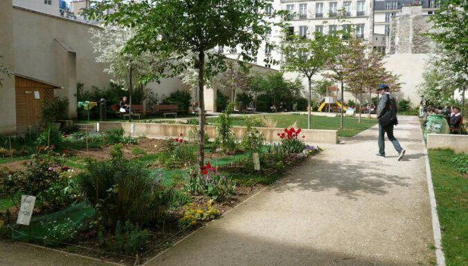 Īstiem romantiķiem! Šarmantie, bet mazāk zināmie Parīzes dārzi un parki