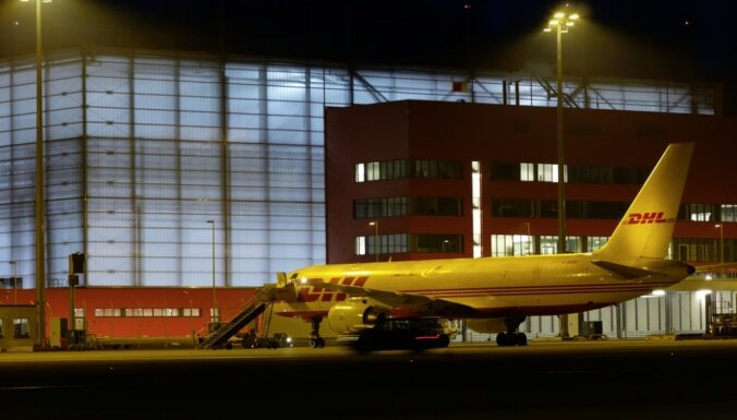 'DHL Latvia' pērn atsācis pelnīt