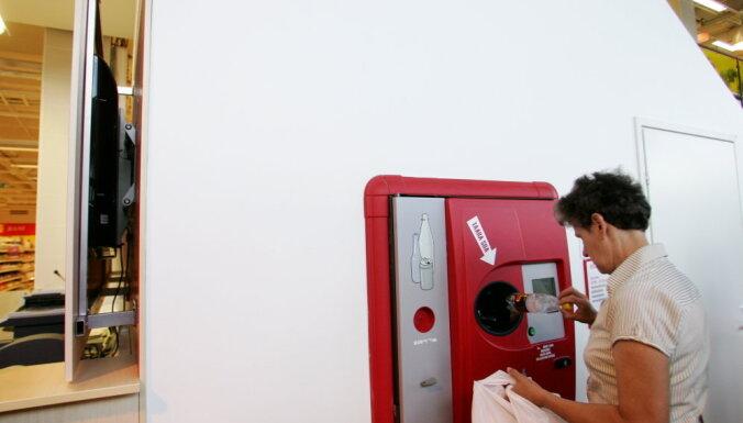 Система депозита может привести к удорожанию тарифа по вывозу отходов в Риге