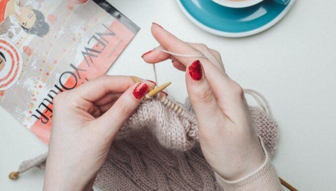 Septiņas stilīgas idejas sarkanas krāsas manikīram