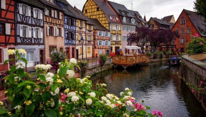 Brīnišķīgas pilsētiņas, kas izskatās kā no pastkartēm