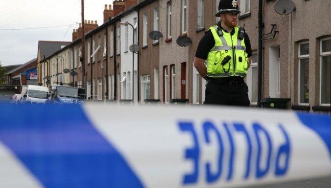 В Великобритании задержали четырех подозреваемых в подготовке терактов