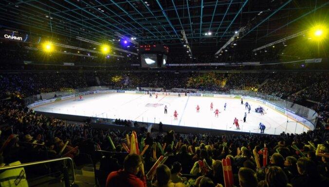 Rīgas 'Dinamo' un Latvijas hokejisti neiekļūst KHL Zvaigžņu spēles komandu pamatsastāvos