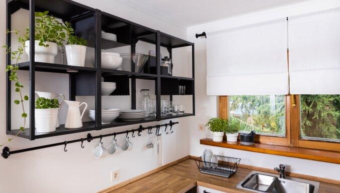 ФОТО. Кухня в 4 квадратных метра, как вместить всё, что нужно