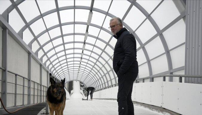 Dainis Dukurs pēc PK posma pametīs Siguldas trases direktora amatu