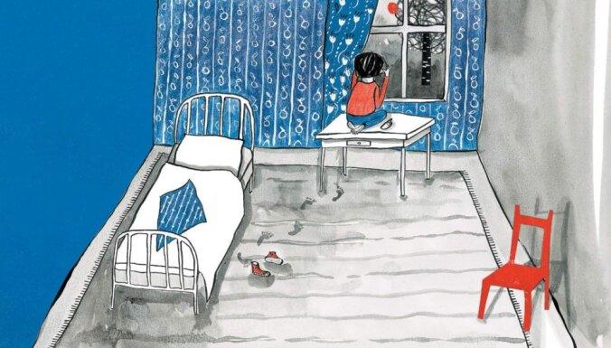 Iznākusi Andrusa Kivirehka grāmata bērniem 'Oskars un lietas'