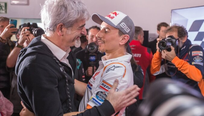 Trīskārtējais 'MotoGP' čempions Lorenso šonedēļ liks punktu savai karjerai