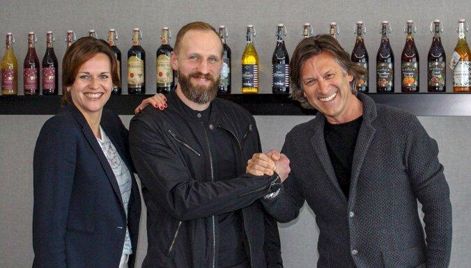 Bijušais hokejists Arvīds Reķis pievērsīsies darbam dzērienu ražošanas uzņēmumā
