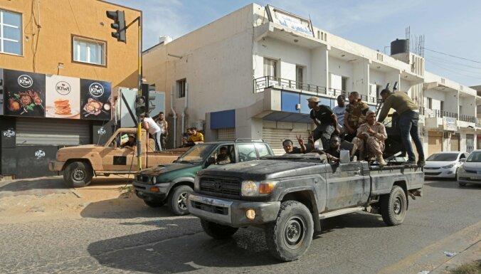 США заявили о перехвате груза из России с ливийскими динарами на миллиард долларов