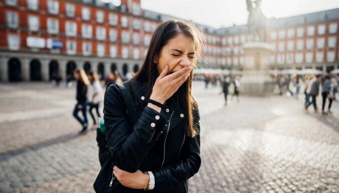 Ārkārtīga noguruma vēstneši, kurus nedrīkst ignorēt