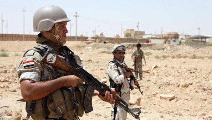 Irākā 50 000 fiktīvi karavīri saņēmuši algu par dienestu