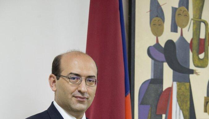 Tigrans Mkrtčjans: Armēnija un armēņi visā pasaulē nepieļaus vēl vienu genocīdu!