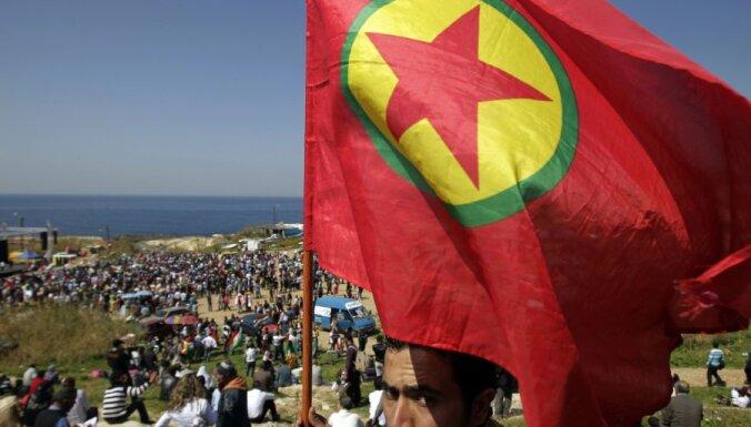 Komandieris: Kurdu kaujinieki Turciju pametīs rudenī