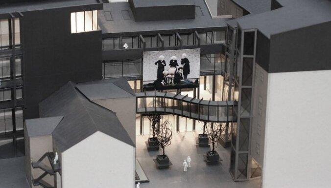 Kopējais finansējums Jaunā Rīgas teātra pārbūvei būs 34,592 miljoni eiro