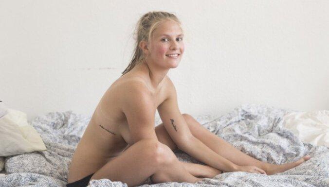 Датская журналистка в ответ на утечку своих обнаженных фото в Интернет создала радикальный проект
