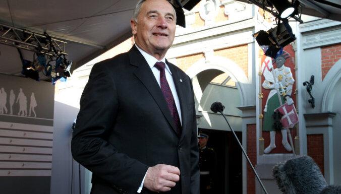Президент из сгоревшего замка. Четыре амплуа Андриса Берзиньша