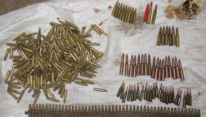 Дело о взрыве в гараже: у пострадавшего нашли внушительный нелегальный арсенал