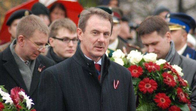 Кристовскис обсудит с бизнесменами планы на 2011 год