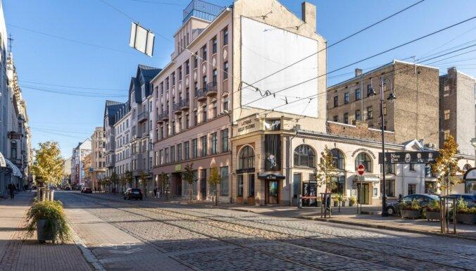 Время возможностей для бизнеса в деловом центре Риги