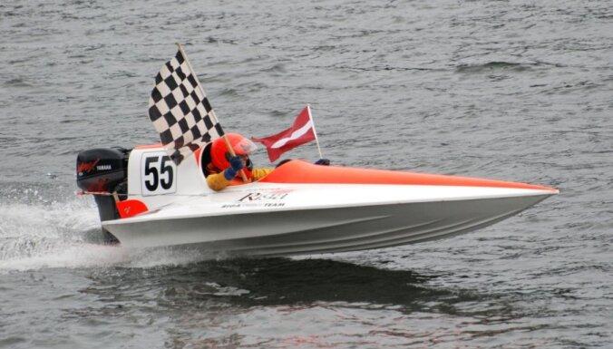 Morozs kļūst par pasaules čempionu ūdensmotosportā