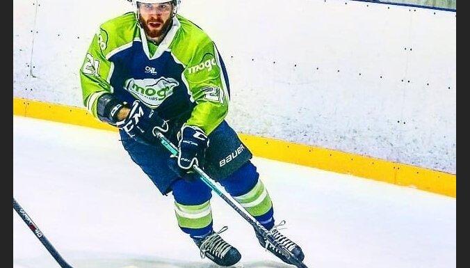 'Mogo' hokejisti OHL mačā gūst uzvaru pār 'Zemgale'/LLU
