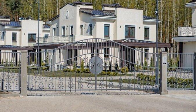 'Green Village' — māju pārdošana kluba tipa ciematā ir sākusies