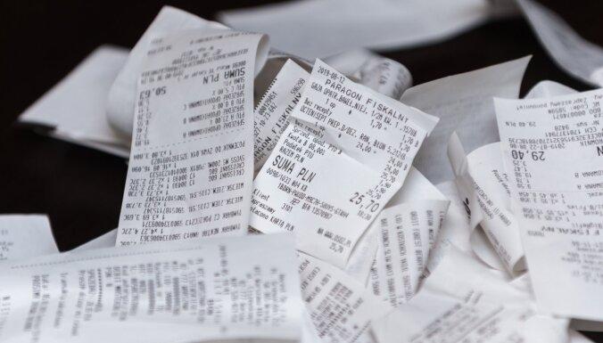 Чековая лотерея принесла в госбюджет дополнительные 4 миллиона евро