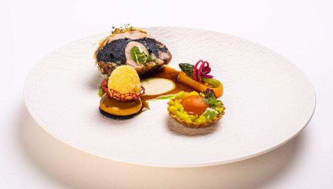 Latvijai 14. vieta starp labākajām pavāru komandām prestižajā 'Bocuse d'Or' konkursā