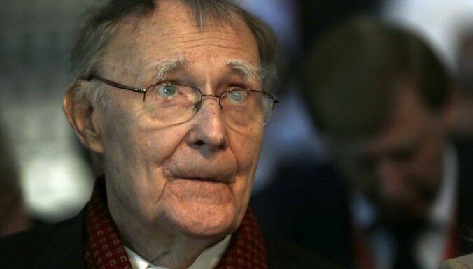 Умер создатель IKEA - скромный миллиардер Ингвар Кампрад