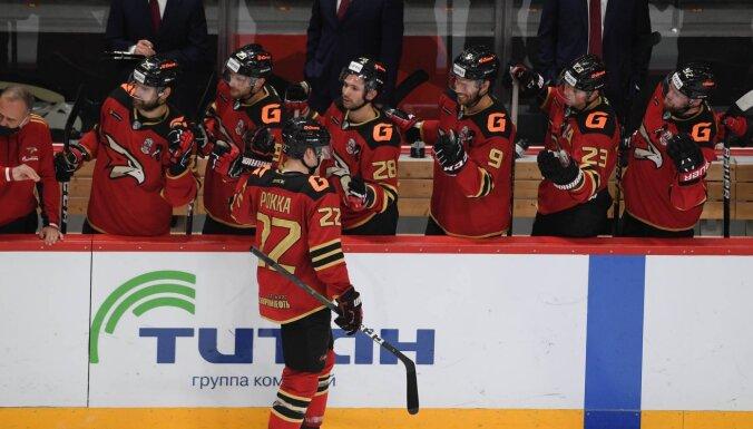 Nākamsezon komandas KHL pamatturnīrā aizvadīs pa 56 spēlēm