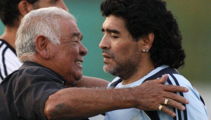 Father Diego Maradona