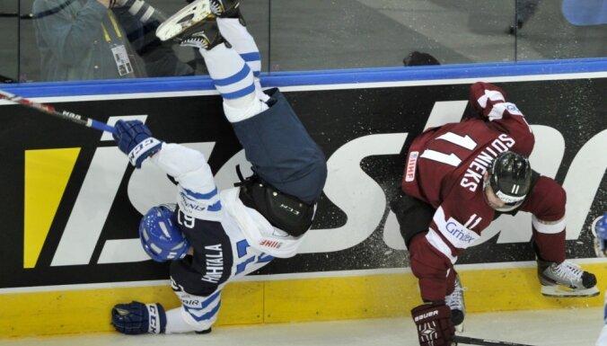 Infografika: Interesanti un piemirsti fakti par Latvijas hokeja izlasi