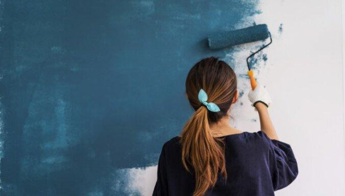 10 неожиданных мест в доме, которые можно и нужно покрасить