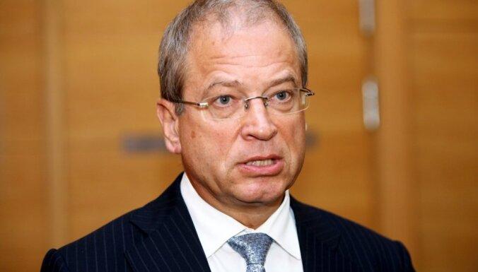 Америкс сохранил должность председателя правления Рижского свободного порта