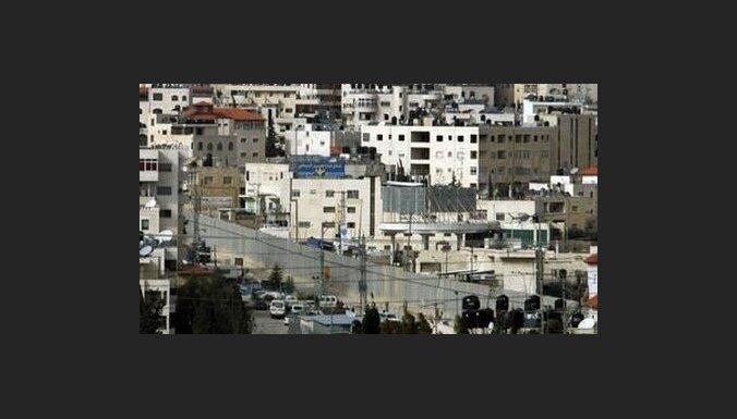 Израиль заморозил крупное строительство в Иерусалиме