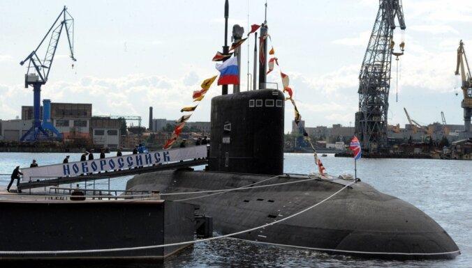 Самая секретная подлодка. Что загорелось под водой на Северном флоте?