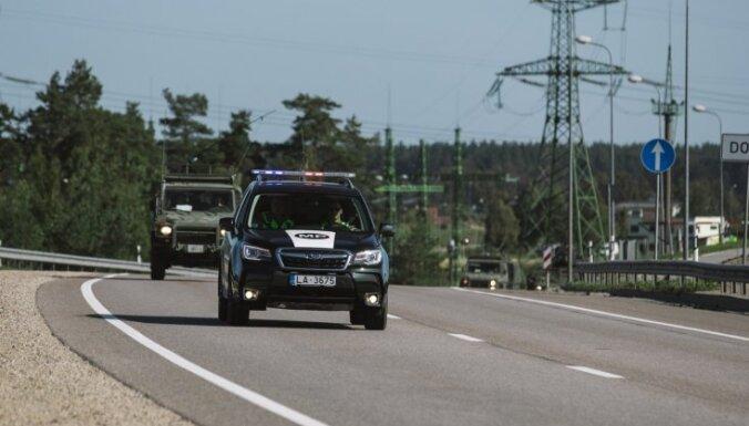 Учения НАТО: С сегодняшнего дня по воскресенье на главных дорогах страны внезапно могут вводить ограничения