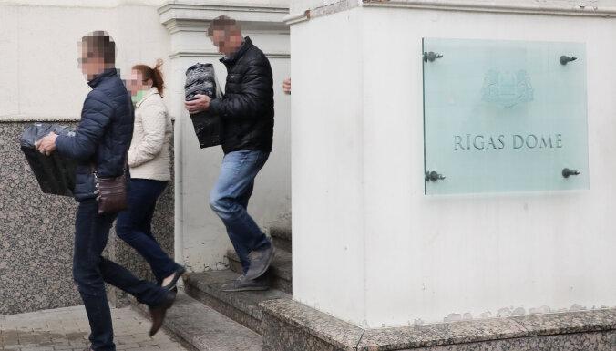 Новые проблемы Рижской думы. Обыски, задержания, претензии на 20 миллионов - что вообще происходит?
