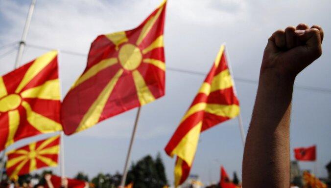 Быть ли Северной Македонии? Премьеры— за, народ— против